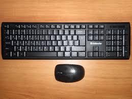 Обзор от покупателя на Комплект <b>клавиатура и мышь Defender</b> ...