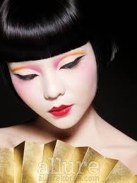 traditional anese geisha makeup makeup beauty cosmetic face