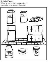 Small Picture Free Printable Beautiful Food Safety Coloring Pages Coloring