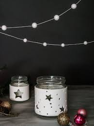 Decorate Glass Jar DIY Christmas jar crafts 100 inexpensive and easy projects 31