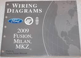 mercury milan wiring diagram wiring diagram and schematic 2010 fusion milan mkz wiring diagram manual original