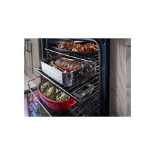 Modren Kitchenaid 5 Burner Gas Grill Slidein Convection Range In For Design Ideas