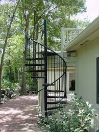 Outdoor Staircase astonishing outdoor decoration with metal staircase design ideas 6452 by xevi.us