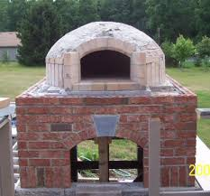 pizza oven by scott goodman