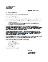 Solicitation Latter Solicitation Letter 19mj1919q0011 U S Embassy In Montenegro
