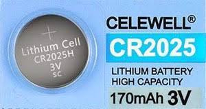 Lithium Cr2025 Dl2025 E Cr2025 Sb T14 5003lc Br2025