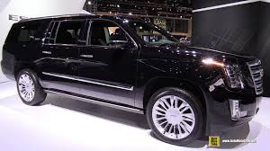 cadillac escalade 2015 platinum interior. 2015 cadillac escalade platinum exterior and interior walkaround chicago auto show youtube c