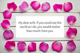 Quotes On Valentines Day Extraordinary Romantic Valentine's Day Quotes For Wife QuoteReel