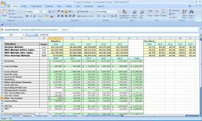Small Business Income and Expenses Spreadsheet Template Fresh Home ...