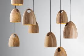 wood pendant light diy