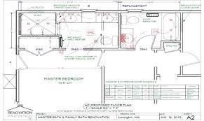 Master Bathroom Dimensions Interesting Inspiration Design