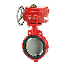 Bray Resilient Seated Butterfly Valve Series 20 21 Wafer