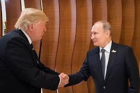 G20 President Donald Trump Handshake With Vladimir Putin Time