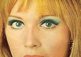 lisa eldridge recently did a retro 1960s makeup tutorial on e cbell which was inspired by this tutorial