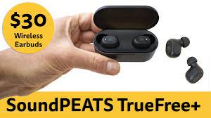 Budget <b>true wireless</b> earbuds $30/£30 | <b>SoundPEATS</b> TrueFree+ ...