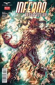 Inferno Resurrection 5 Cover D Zenescope