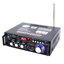 Kaolanhon 30W * 2 40W * 2 AV 263/AV253 DC12V AC 220V Stereo Bluetooth  verstärker Karaoke mini home audio auto verstärker USB SD FM|power amplifier |amplifier powermicrophone with amplifier - AliExpress