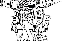 Transformers Coloring Transformers Coloring Pages Printable Prime