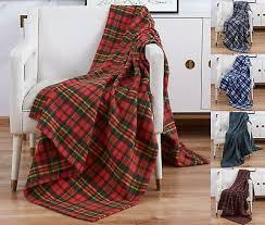 fleece throw blanket 120x150cm soft