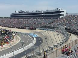 View Of Front Stretch From Turn 4 Row 16 Picture Of Dover