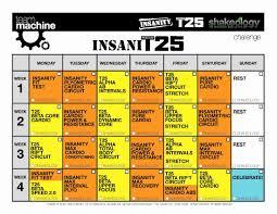shaun t 25 printable calendar t25 printable workout calendar popisgrzegorz