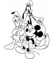 Disegni Da Colorare E Stampare Di Disney Fredrotgans