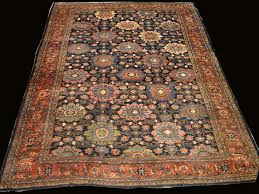 antique persian malayer rug8 9 x 12