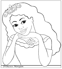 Small Picture African American Princess Coloring Page Colouring pages