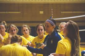 2016 USM Volleyball Preview: Practice what you teach - Sports - The  Leavenworth Times - Leavenworth, KS - Leavenworth, KS