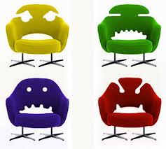 retro furniture hacks 4 vintage modern monster chairs amazing retro office chair