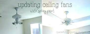sims 4 update ceiling fan painted a using spray paint chalk painting blades rustic f fans easy to install ceiling fan