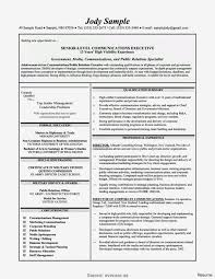 Why Is Public Relations Manager Resume Information Ideas