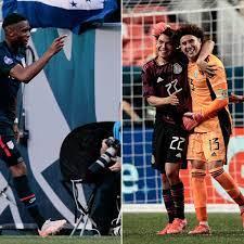 USA vs Mexico: Concacaf Nations League ...