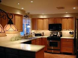 recessed lighting design galley kitchen. kitchen lighting design recessed spacing from wall galley layout pictures