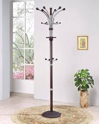 free standing coat rack tips stand racks wardrobe wooden closet home depot  to me .
