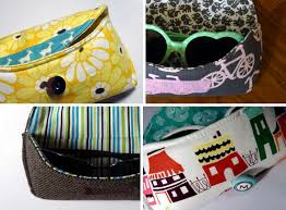 Made by Me Monday – Sunny Glasses Case {tutorial + free printable ... & Don't ... Adamdwight.com