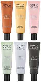 make up for ever launches step 1 skin equalizer for spring 2016