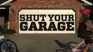 garage burglary