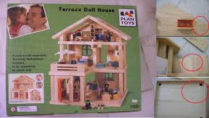 plan toys wooden dollhouse thefind