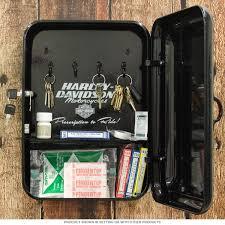 Harley Davidson Coat Rack HarleyDavidson Biker First Aid Key Rack Wall Decor RetroPlanet 86