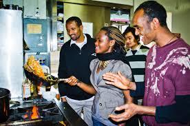 new program aims to match refugees professional jobs idaho refugees abdulkadir elim jacqueline umatoni kumar rai and awot haile in a create