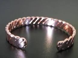 <b>Magnetic Bracelet</b>, Pure Copper with Neodymium Magnets 15000 ...