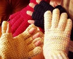 Crochet Gloves Pattern Fascinating Crochet Gloves Pattern Fingerless Full Fingers Or Finger Holes