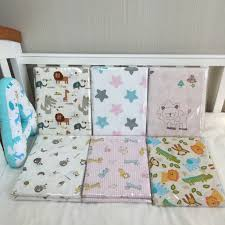 bed sheets pattern. Fine Sheets Baby Sheets Bed Newborn Cotton Cartoon Pattern Natural Printing  Children Favorite Comfort Crib Bedding In From Mother U0026 Kids On  To S