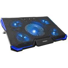 Подставка охлажд. <b>Crown CMLS</b>-<b>k331 BLUE</b> для ноутбука до 19 ...