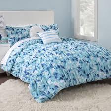 Seventeen Bedroom Seventeen Cerulean Floral Comforter Set Reviews Wayfair