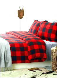 red plaid flannel duvet cover grey plaid flannel duvet cover