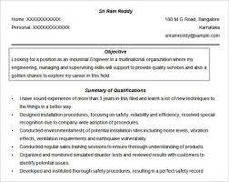 Great Objectives For Resumes Resume Objectives 100 Free Sample Example Format Download 49