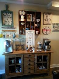1000 ideas about kitchen coffee bars on pinterest industrial shelves coffee stations and furniture redo built coffee bar makeover