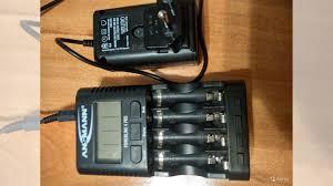 <b>Зарядное устройство Ansmann</b> Powerline 4 PRO купить в ...